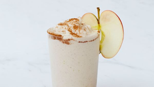 Spiced Apple Pie Smoothie
