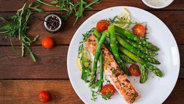 Vitamin D: salmon