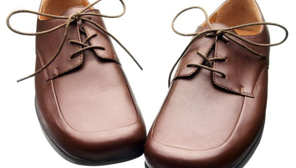 Wear therapeutic shoes
