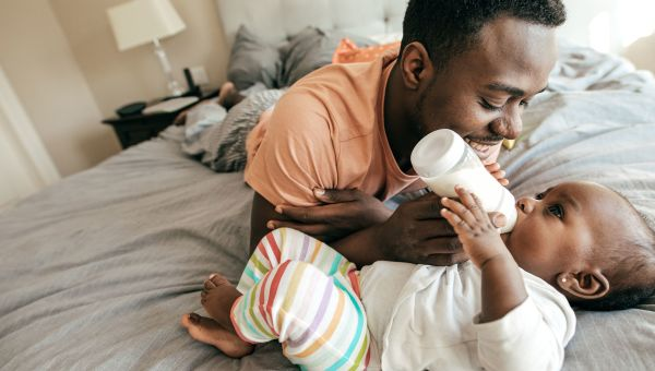 FIRST, A WORD ON BREAST MILK AND FORMULA