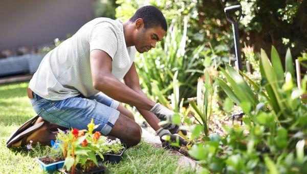 Make yardwork and chores count