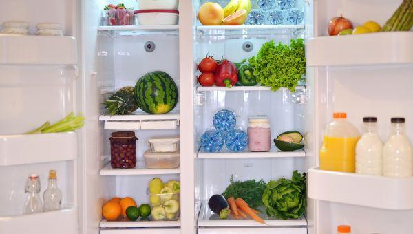 I Re-organized My Kitchen to Crush Cravings