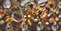 Eat, Drink & Stay Slim Over the Holidays