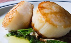 Anti-Inflammatory Recipe: Seared Scallops with Oyster Mushrooms