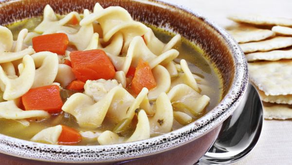 Fight Off a Cold or Flu with These 5 Foods