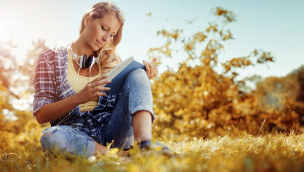 Reading Makes Your RealAge Younger