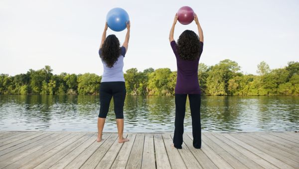 Lose Weight with the Buddy System