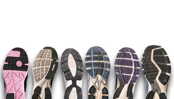 Find the Right Walking Shoes