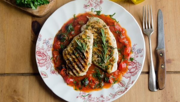 Italian-Style Chicken Recipe
