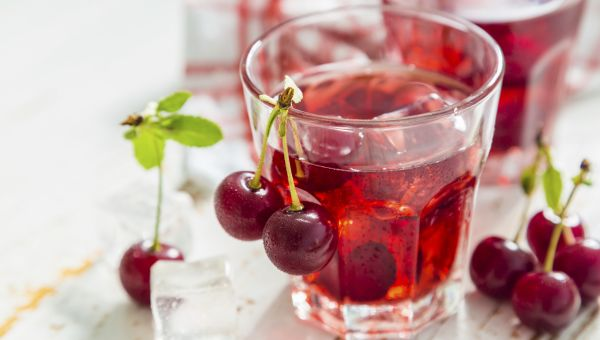 Sleep Like a Baby with Tart Cherry Juice