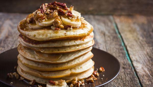 Tasty Gingerbread Pancakes Recipe