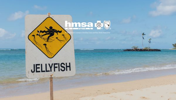 Hawaii Health Alerts: The Right Way to Treat Jellyfish Stings
