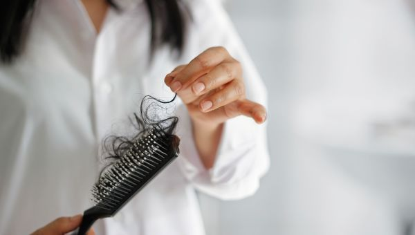 Is Your Hair Falling Out? This Condition May Be to Blame