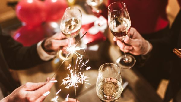 How Holiday Binge Drinking Affects Your Heart