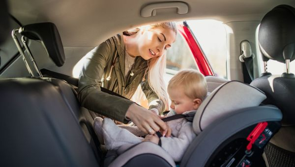 Keep Your Kids Safe by Following These Car Seat Guidelines