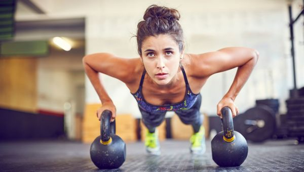 How Push-Ups Can Lower Your Risk for Disease