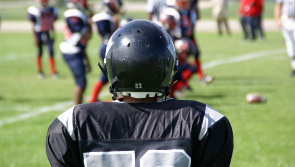 What Helmet Should Children Wear When Playing Football?