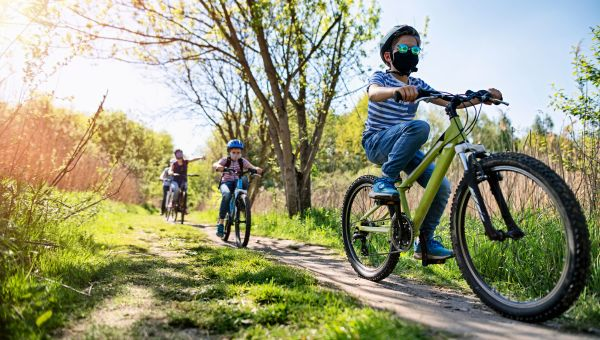 Want to Get Outside? 6 Low-Risk Activities to Try