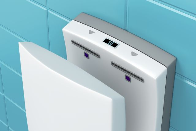 Which Is More Sanitary: Hand Towels or Air Dryers?