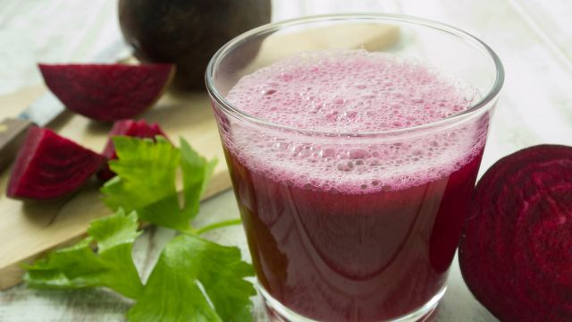 The Juice That Makes Exercise Easier