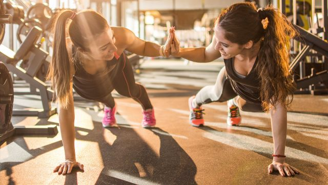 Turn to Your Friends to Meet Your Health Goals