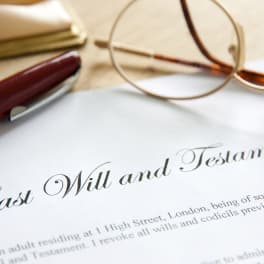 Image for Shaw Gibbs news article - Do I need to submit an Inheritance Tax return?