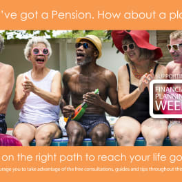 Image for Shaw Gibbs news article - Shaw Gibbs take part in Financial Planning Week 2019