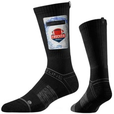 Strideline Premium Utility Pocket Crew Sock