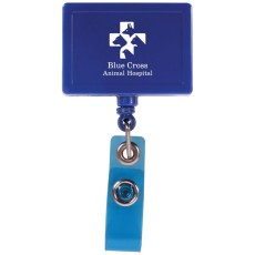 The Edge Retractable Badge Holder
