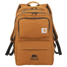 "Carhartt 17"" Computer Signature Premium Backpack"