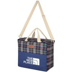 Tartan Hefty Kooler Tote Bag