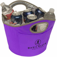 Customizable Tailgater Ice Bucket
