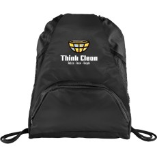 Deluxe Mesh Accent Drawstring Sportspack