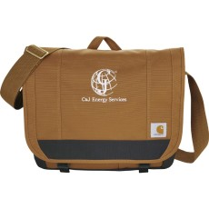 "Carhartt Signature 17"" Computer Messenger Bag"