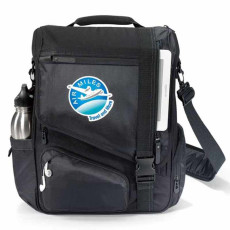 Printable Motion Momentum Computer Messenger Bag