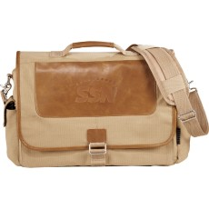 "Field & Co. Cambridge 15"" Computer Messenger Bag"