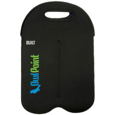 Custom BUILT® Two Bottle Tote