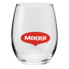 Custom Printed 15 oz. Perfection Stemless Wine