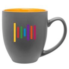Bistro 15 oz. Stoneware Mug