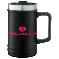 Cato Copper Vacuum Insulated Mug 16 oz.