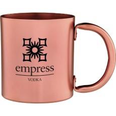 Copper 14 oz. Retro Mug