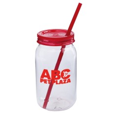 Hydrate BPA-free Mason Jar