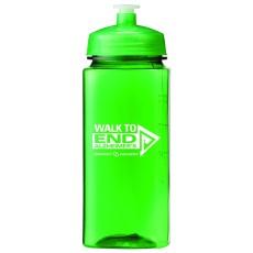 24 oz. PolySure Squared-Up Bottle