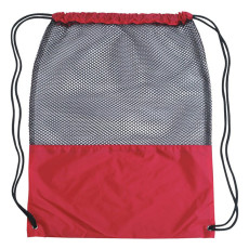 Custom Logo Mesh Drawstring Sports Pack