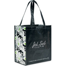 Printable Laminated 100% Recycled Shopper