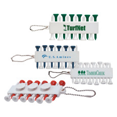 Imprintable Golf Tee Set