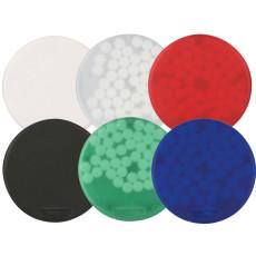 Imprinted Circle Shape Peppermints