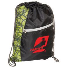 Imprinted Designer String-A-Sling Backpack
