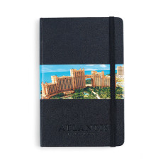 Moleskine® Hard Cover Ruled Medium Notebook