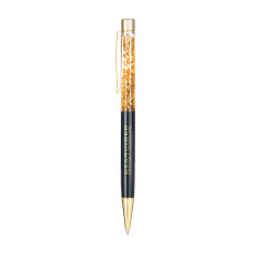 Vegas Floating Glittery Twist Action Pen